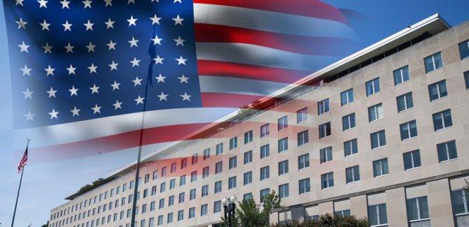ABD:Türkiye'yi Afrin'e yönelik bir adım atmamaya çağırıyoruz