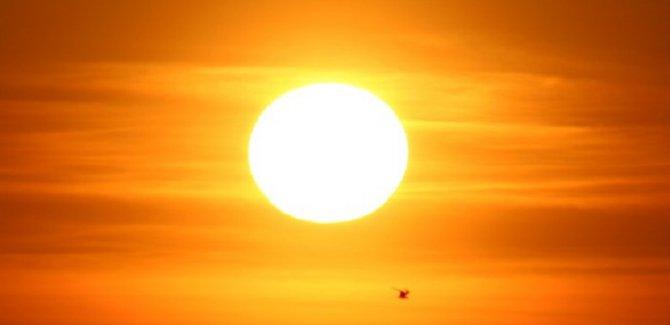 2017, tarihin en sıcak ikinci yılı oldu