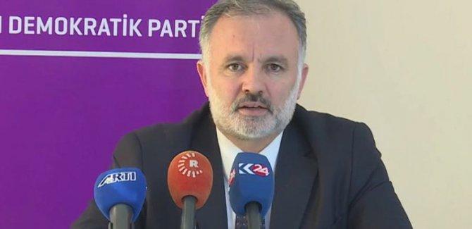 HDP'den Afrin operasyonuna tepki