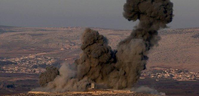 TSK: Afrin'e Harekatı başlatılmıştır