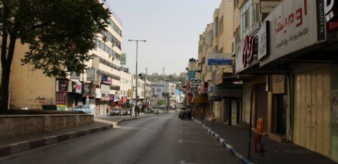 Filistin genel greve gidiyor
