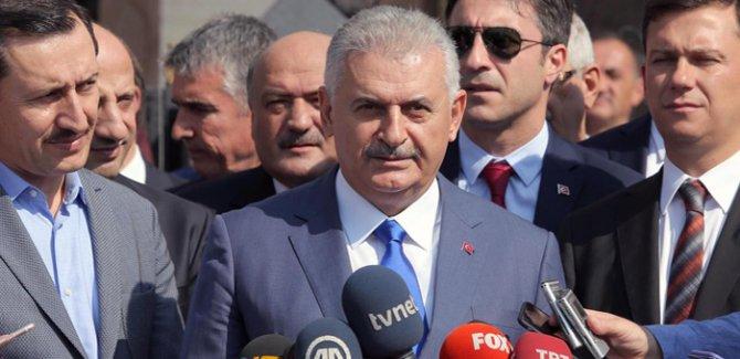 Başbakan: Esad'ı yok sayamayız