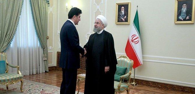 Tahran Barzani'ye söz verdi