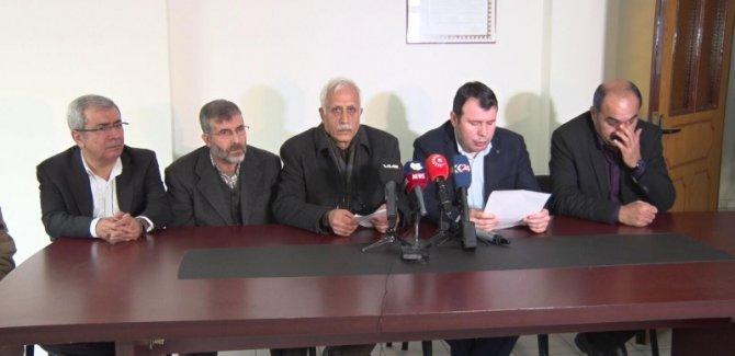 Kürt partilerden Afrin çağrısı