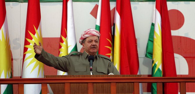 Mesûd Barzanî ji bo Efrînê daxuyaniyek da: Em dilgiran in