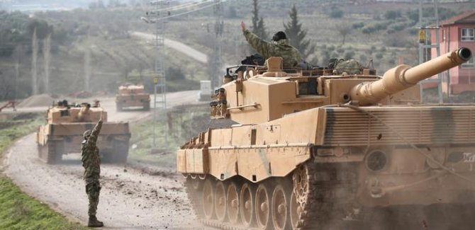 Yıldırım ve Kılıçdaroğlu'ndan Afrin açıklaması
