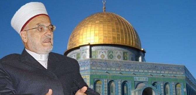 İkrime Sabri: ARAP Rejimleri KUDÜS İçin Gerekeni Yapmadı