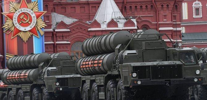 Senatorê rûs: Sûriye, Iraq û Misir dikarin pergalên S-400î bikirin