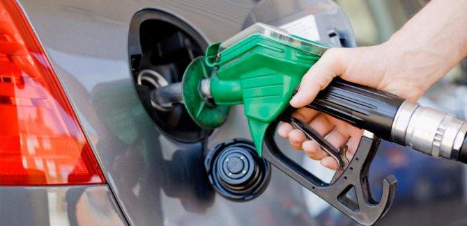 Benzine 12 kuruş zam