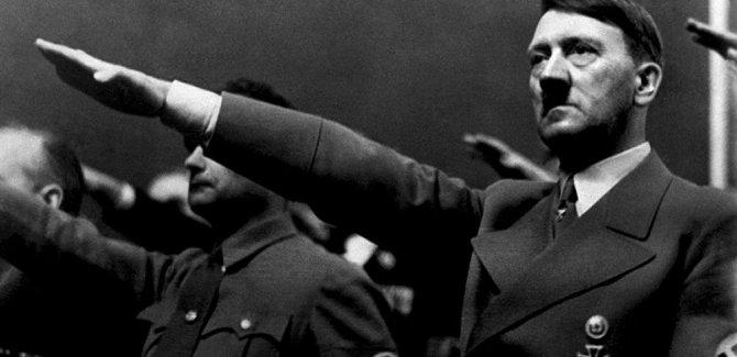 Hitler'in doğum gününü kutlayan 5 kişiye gözaltı