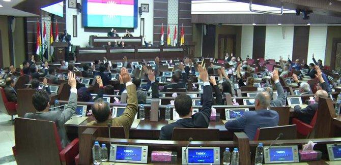 Kürdistan Parlamentosu, Afrin için toplandı