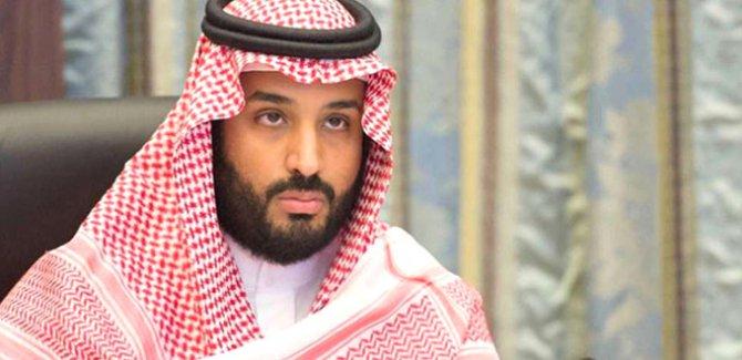 Tutukladığı prenslerden 106 milyar dolar toplayacak