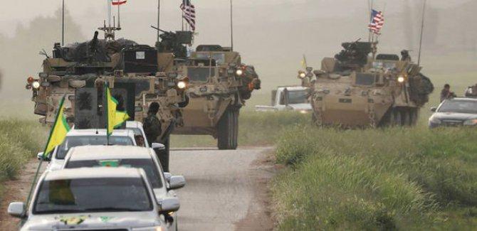 ABD'li komutan:YPG'ye Destek Vermeye Devam Edeceğiz