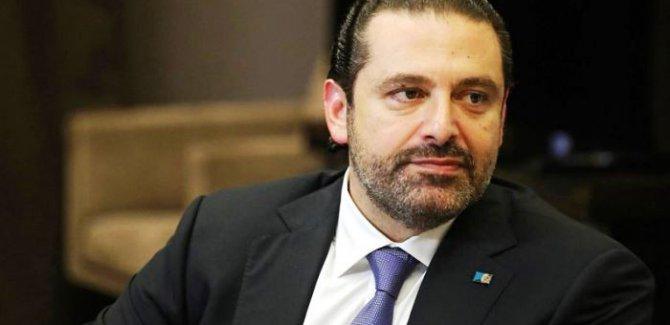 Hariri:İsrail'in tehditleri yayılma politikalarının bir parçasıdır