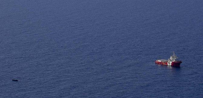 Akdeniz Yine Göçmen Faciası