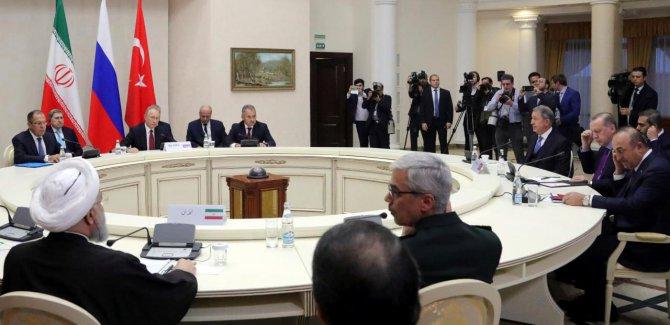Soçi Suriye'ye barış getirdi mi?(Analiz)
