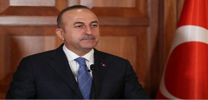 Çavuşoğlu: Erbil ile Bağdat'a destek vermeye hazırız