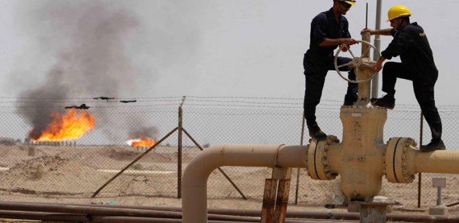 FT:'Kerkük petrolünde Türkiye devre dışı bırakıldı'