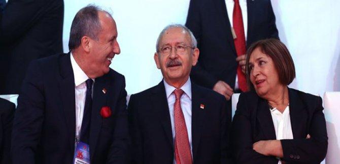 CHP'de Genel Başkanlığa Kemal Kılıçdaroğlu seçildi