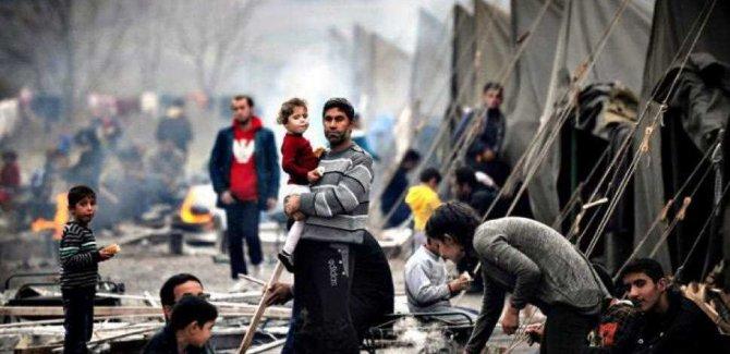 Filistinli Mültecilere ABD Komplosu
