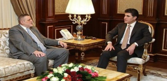 BM'den Erbil'e: Destek oluruz