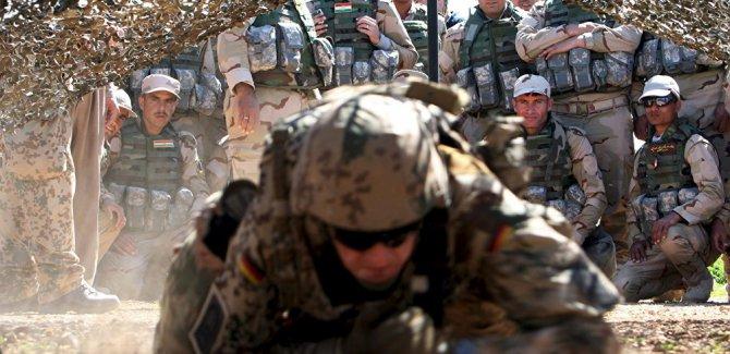 İbadi: ABD kısmen çekilecek, Şii milisler: Tamamen çekilmeli