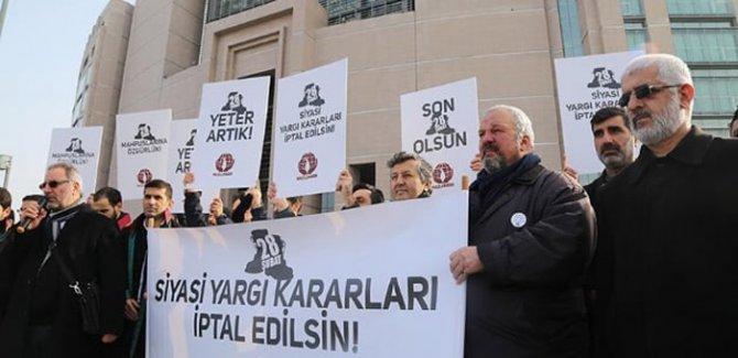 MAZLUMDER: 28 Şubat siyasi yargı kararları iptal edilsin