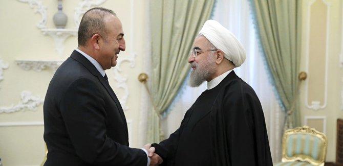 Ruhani:Hiçbir ülke kendisini komşularının tehdidi altında hissetmemeli