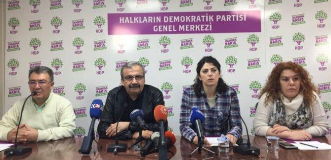 HDP: Diz çökmeyeceğimizi anlamış olmalılar