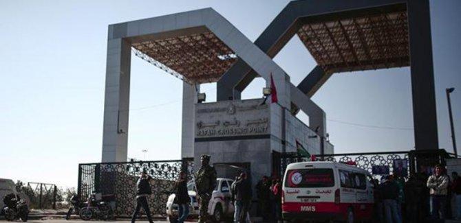Mısır yine Refah Sınır kapısı'nı kapattı