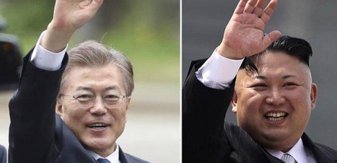 Kuzey Kore'den Güney'e davet