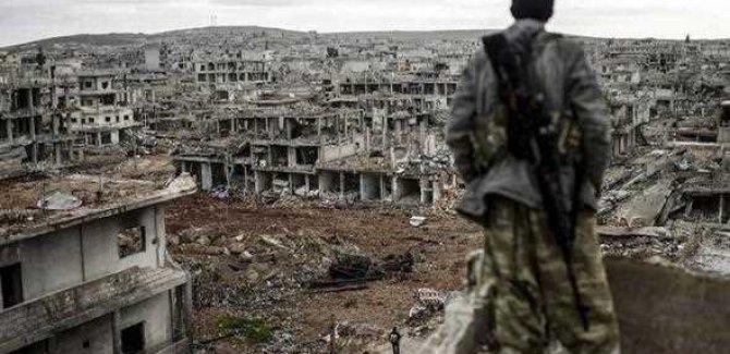 Çin Suriye Denklemine Dahil Oluyor