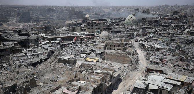 Irak'ın Yeniden İnşası Konferansı başlıyor