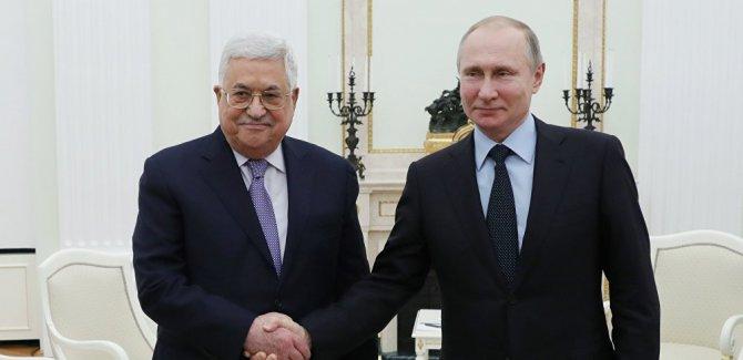 Abbas: Bundan böyle ABD ile işbirliğini reddediyoruz