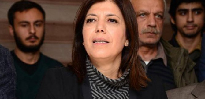 HDP'li Beştaş hakkında 25 yıl hapis istemi