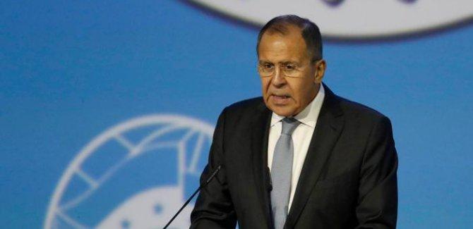 Lavrov: ABD Suriye'de devlet kurmak istiyor