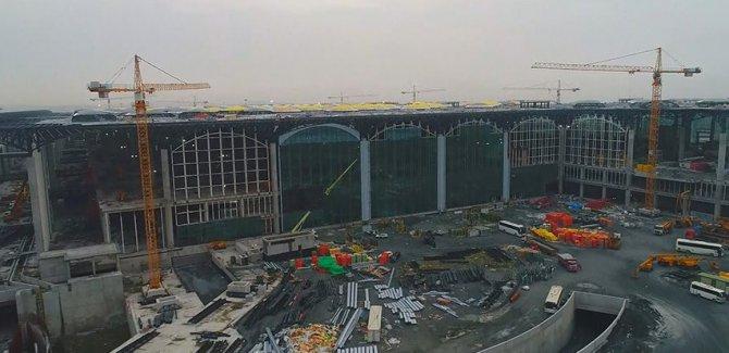 '3. havalimanında 27 işçi hayatını kaybetti'