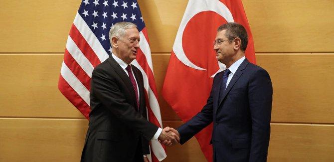 'Mattis, YPG'yi PKK'ya karşı savaştırabileceklerini söyledi'