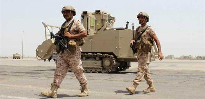 BAE Afrika'dan Yemen'e Savaşçı Topluyor
