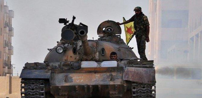 YPG: Suriye hükümeti ile diyalog halindeyiz