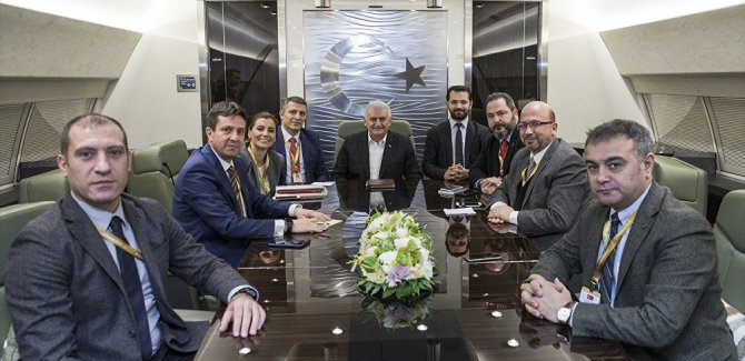 Yıldırım: PKK ismi eskidi, şimdi bir taktik yapıyorlar