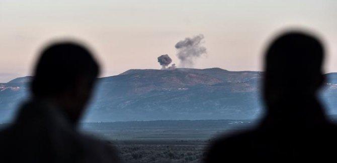 Reuters: Esad Kürtlerle anlaştı, Suriye ordusu Afrin'e girecek