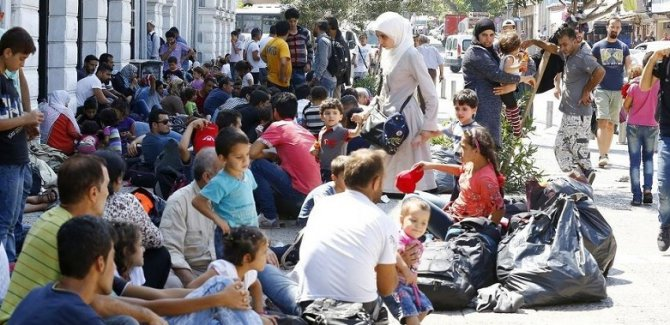 AB'den Suriye çağrısı