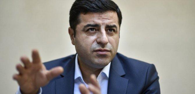 Demirtaş'tan 'Öcalan'dan talimat' açıklaması: İfadelerim çarpıtıldı