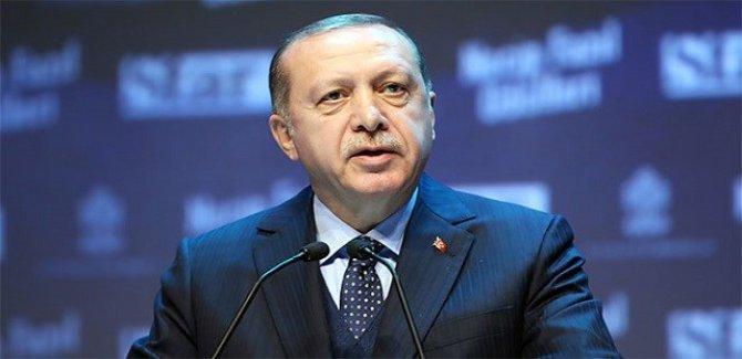 Erdoğan: Afrin'e giremediler