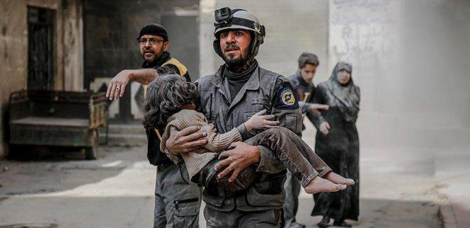 BM:Doğu Guta'daki durum alarm verici