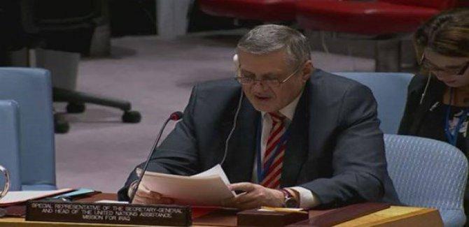 BM özel temsilcisi: Kürdistan'daki havalimanları açılmalı