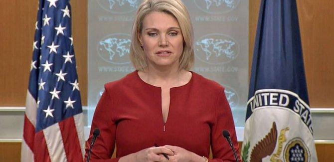Washington: Suriye'de Kimseyi desteklemiyoruz