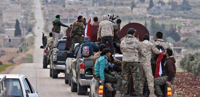 YPG'den iddia: Afrin'e  bugün yeni bir grup daha geldi