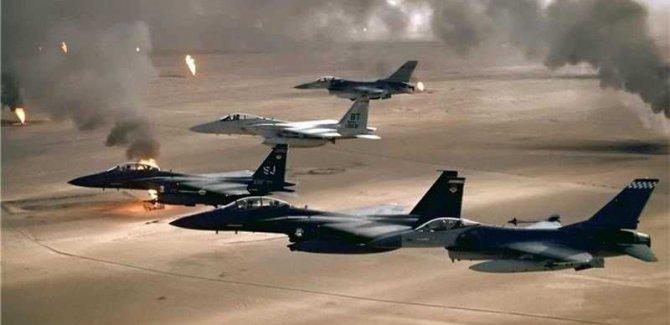 Amerikan Uçakları Yine Sivilleri Vurdu